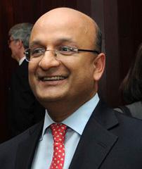Harvard Business School Dean Nitin Nohria
