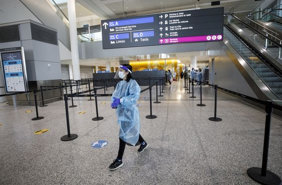Canada to Require Vaccines for Air Travelers, Federal Staff