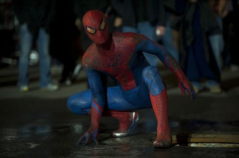New York Co-Stars in 'Spider-Man' With $150 Million Sony Outlay