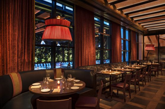 The Tao Group Goes Italian at the Moxy Hotel in New York