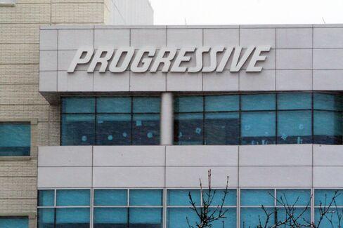 Progressive Posts Lowest Profit Since 2008 on Claims Costs