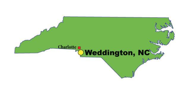 Most Expensive Suburb in North Carolina: Weddington