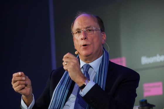 Fink Prods China With 'Assertive' Disclosure Demands