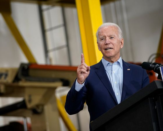 Biden Launches Small Business Push With Yang, Hickenlooper