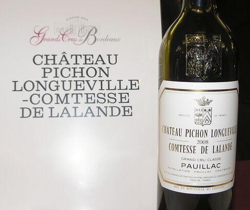2008 Chateau Pichon-Lalande