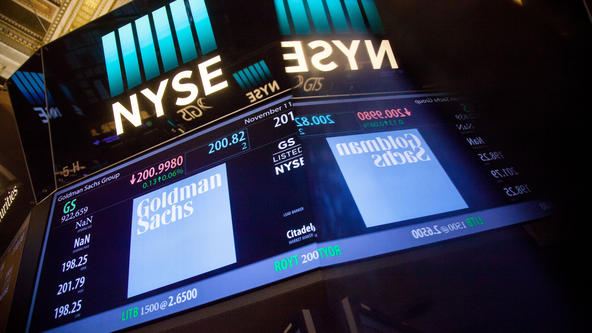 Goldman Sachs Seeks Stars to Revive Commodities Unit - Bloomberg