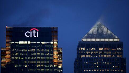 Citigroup Tumbles in European Rankings