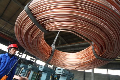Copper Factory