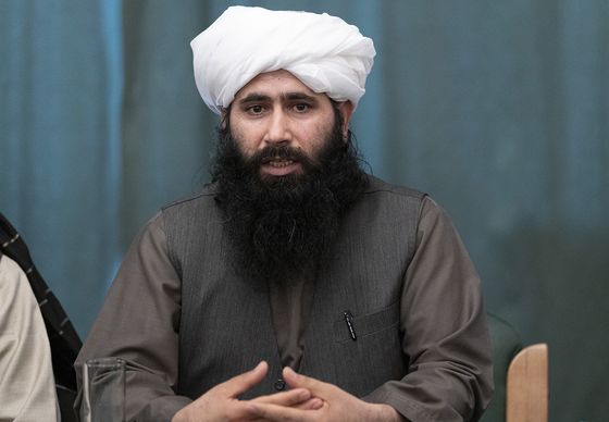 Taliban Says It Can't Join U.S.-Backed Peace Event In Turkey