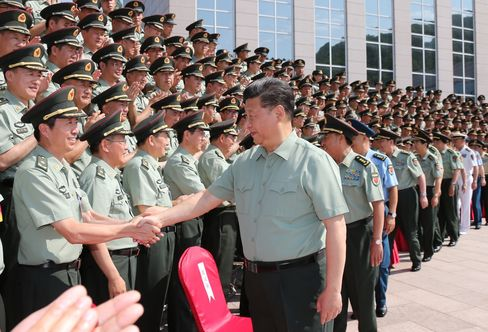 Why China Is Handing Soldiers Big Payouts to Retire Quietly