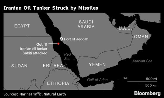 Iranian Oil Tanker Attacked as Middle East Tensions Remain High