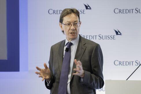 Jonathan Wilmot of Credit Suisse