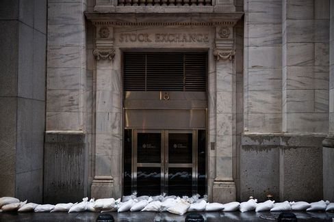 Riding Out Sandy, Investors Get Extra Time to Mull Deals
