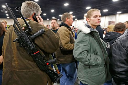 Even After Newtown, the NRA's Power Is Undiminished