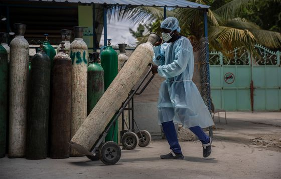 Haiti Is the Only Country in Western Hemisphere Without Covid Vaccines