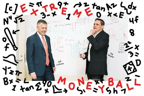 Extreme Moneyball: The Houston Astros Go All In on Data Analysis