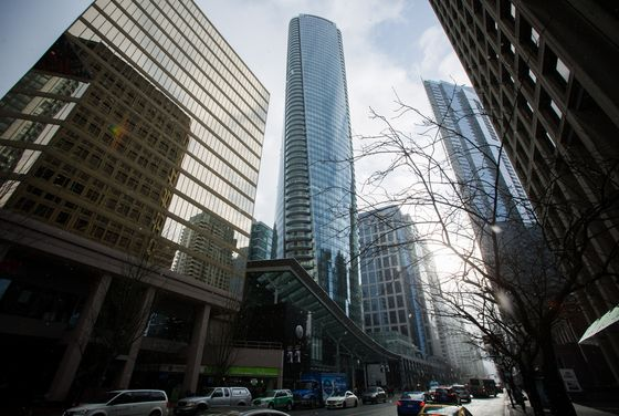 Operator of Trump Tower in Vancouver Files for Bankruptcy
