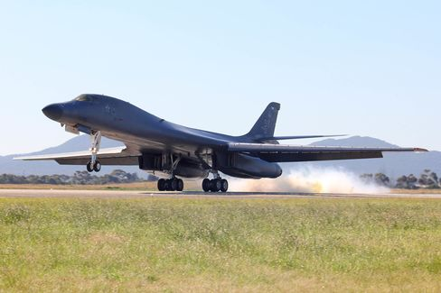 US flies supersonic bombers over South Korea after North's nuclear test