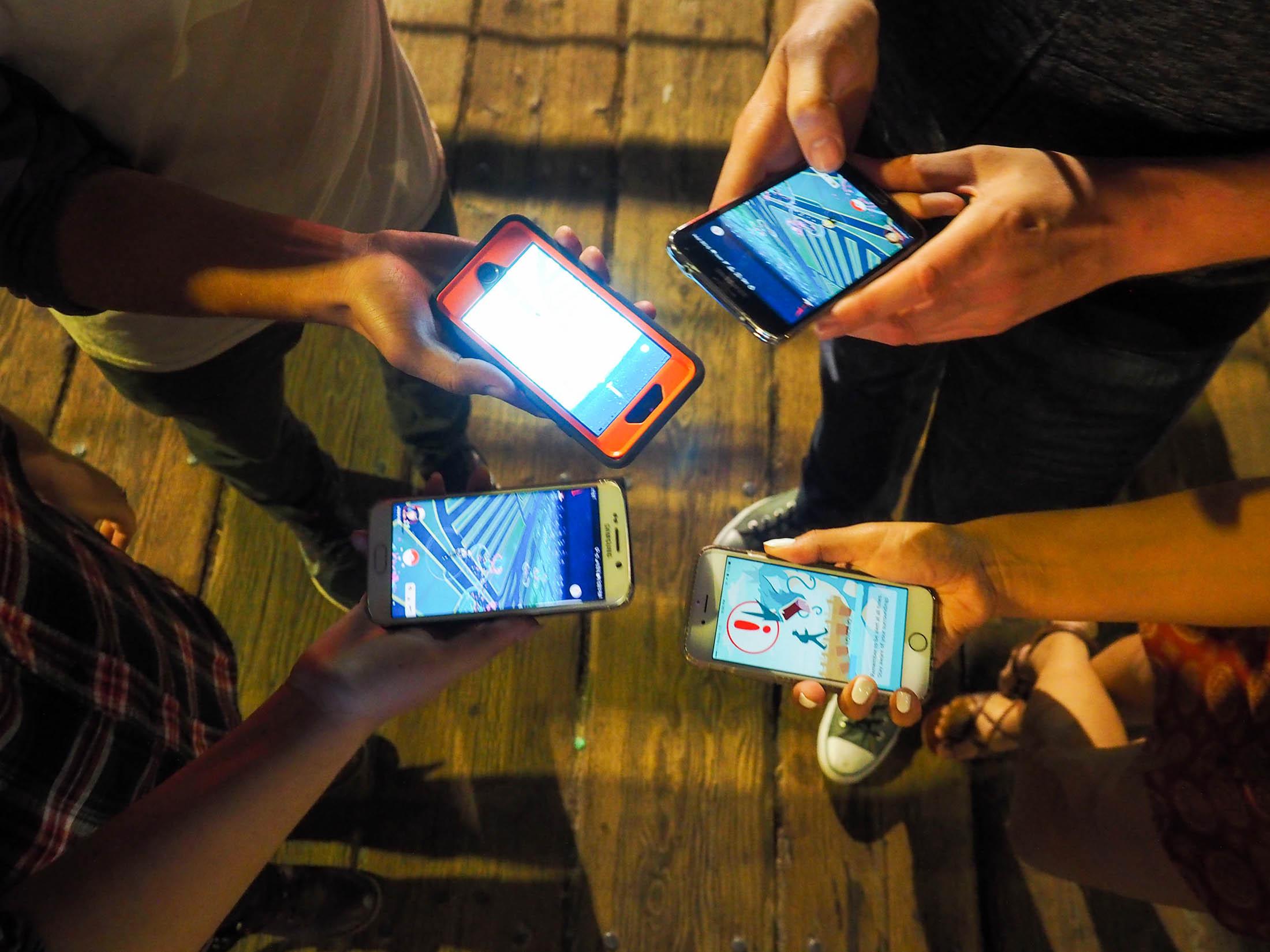 pokemon goes to court in backyard monster trespassing case bloomberg