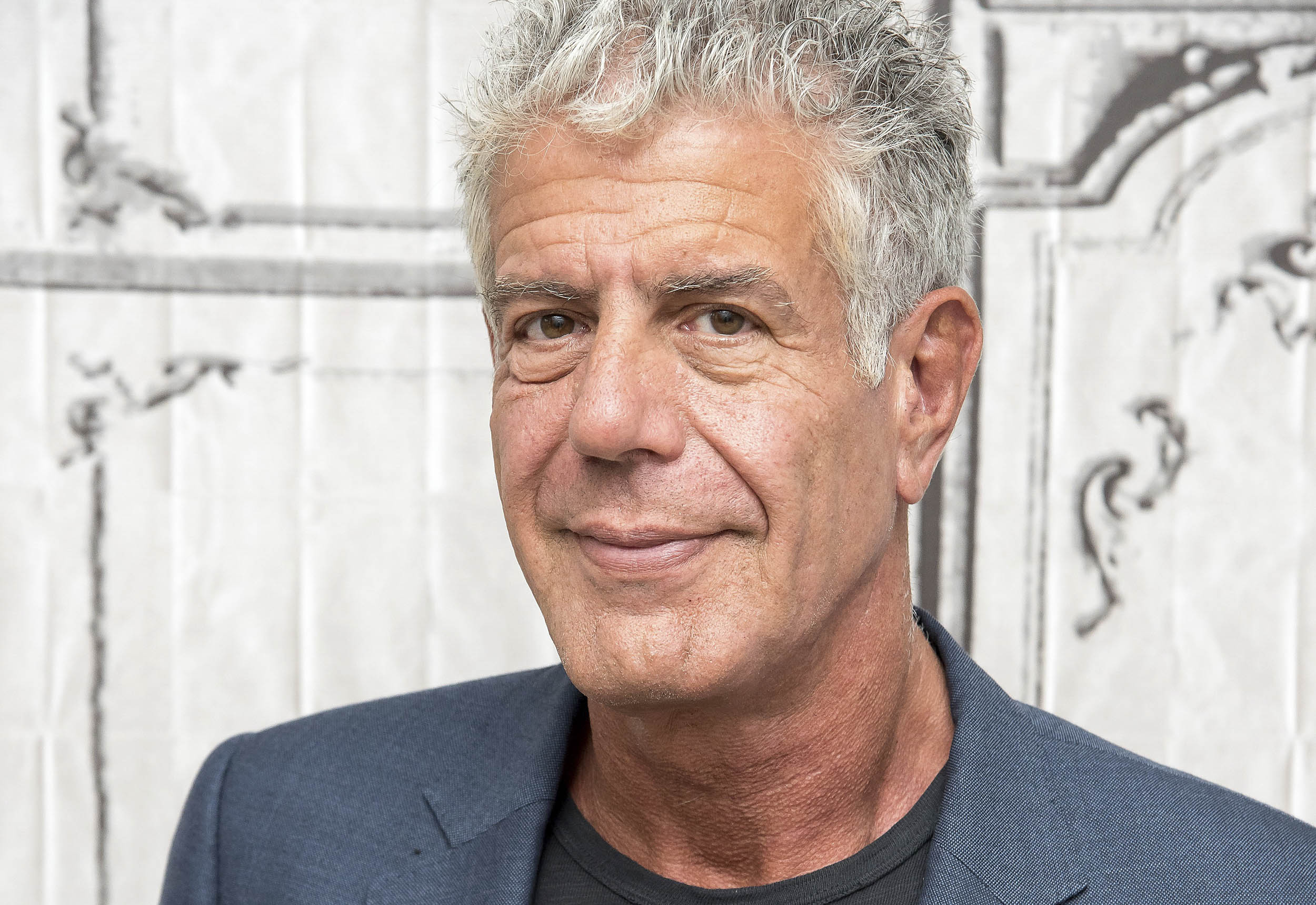 """The Build Series Presents Anthony Bourdain Discussing The Online Film Series """"Raw Craft"""""""