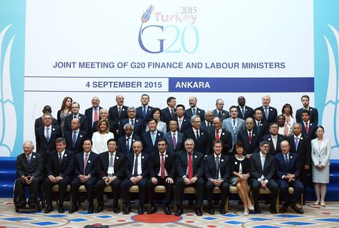 G20 Meeting Group