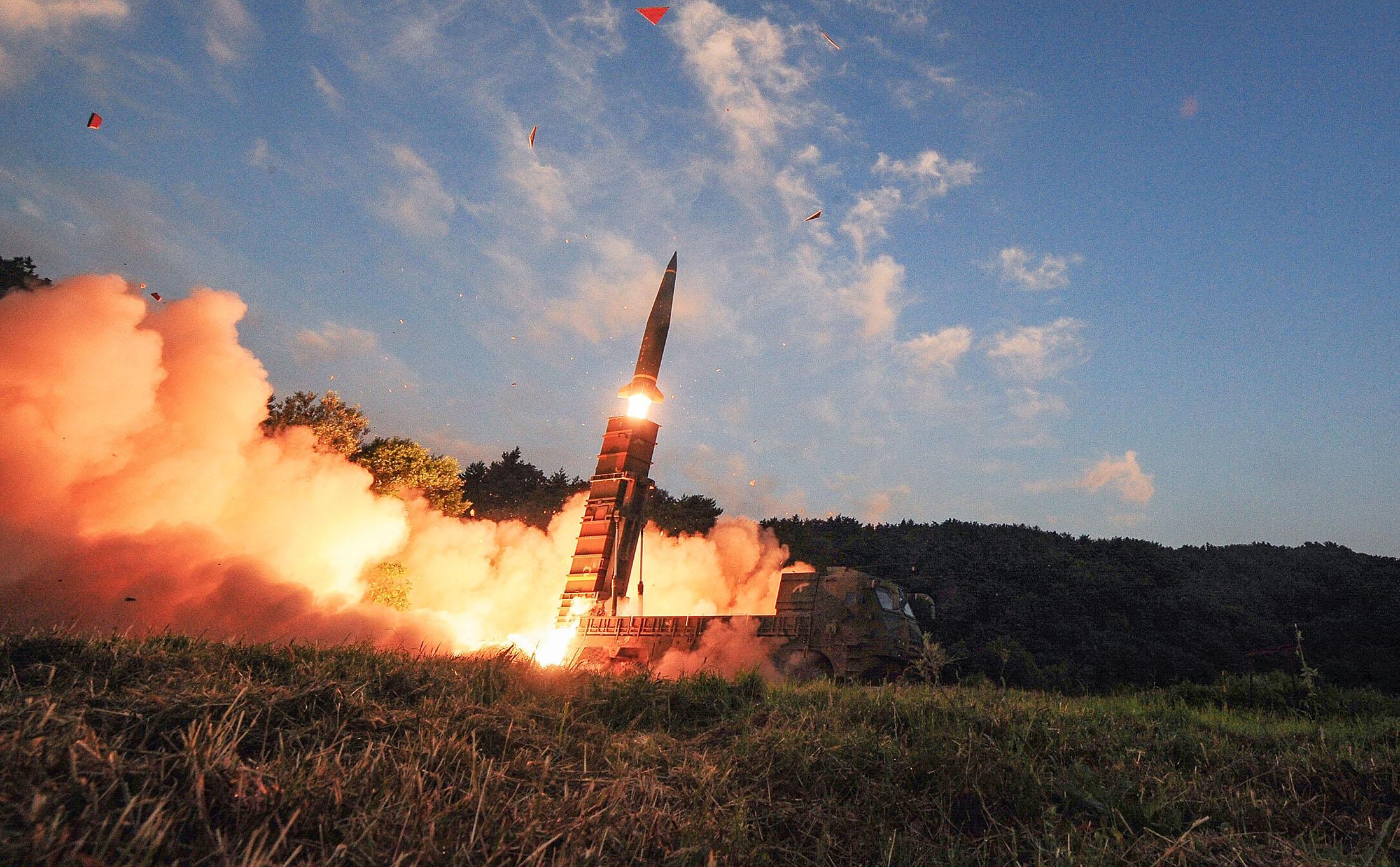 North Korea prepares for possible ICBM launch …US reaction?