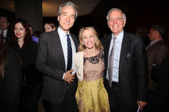 Wall Street Goes to the Movies With Scorsese, Lavender Gelato