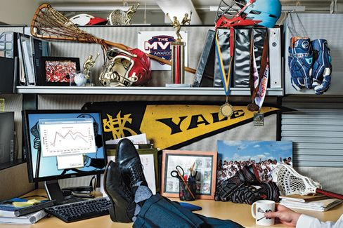 Wall Street's Lacrosse Mafia