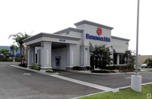 A Banamex USA branch in San Diego, now closed