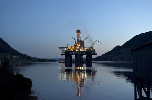 Norway Oil Rush Turns to Fool's Gold for Villages Left Behind