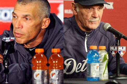 The Gatorade Brand Enforcers of the MLB Post-Season