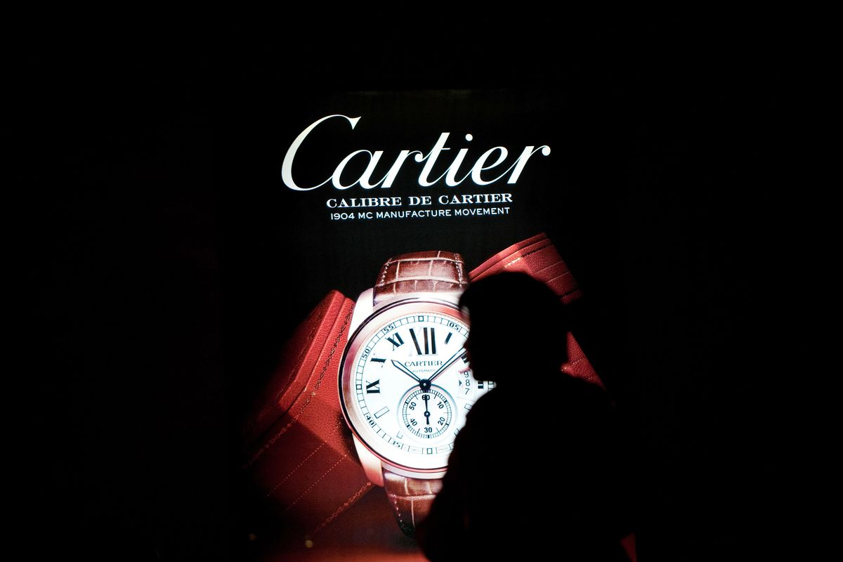 Alibaba's Luxury Venture With Richemont Goes Online in China