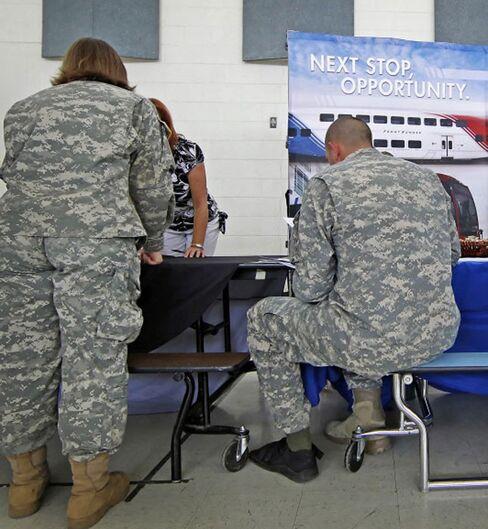 Job Fair for U.S. Military Veterans