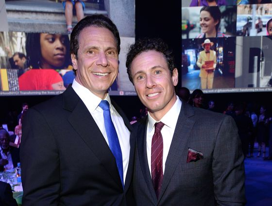 Chris Cuomo Accused of Harassment Following Brother's Downfall