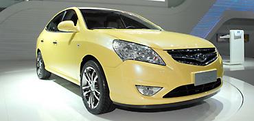 Hyundai Bets Big On India and China