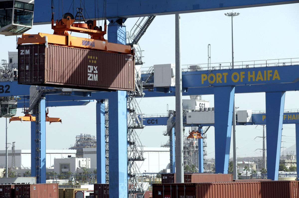 Israel Pushes to Sell Its Biggest Port as China Builds Rival