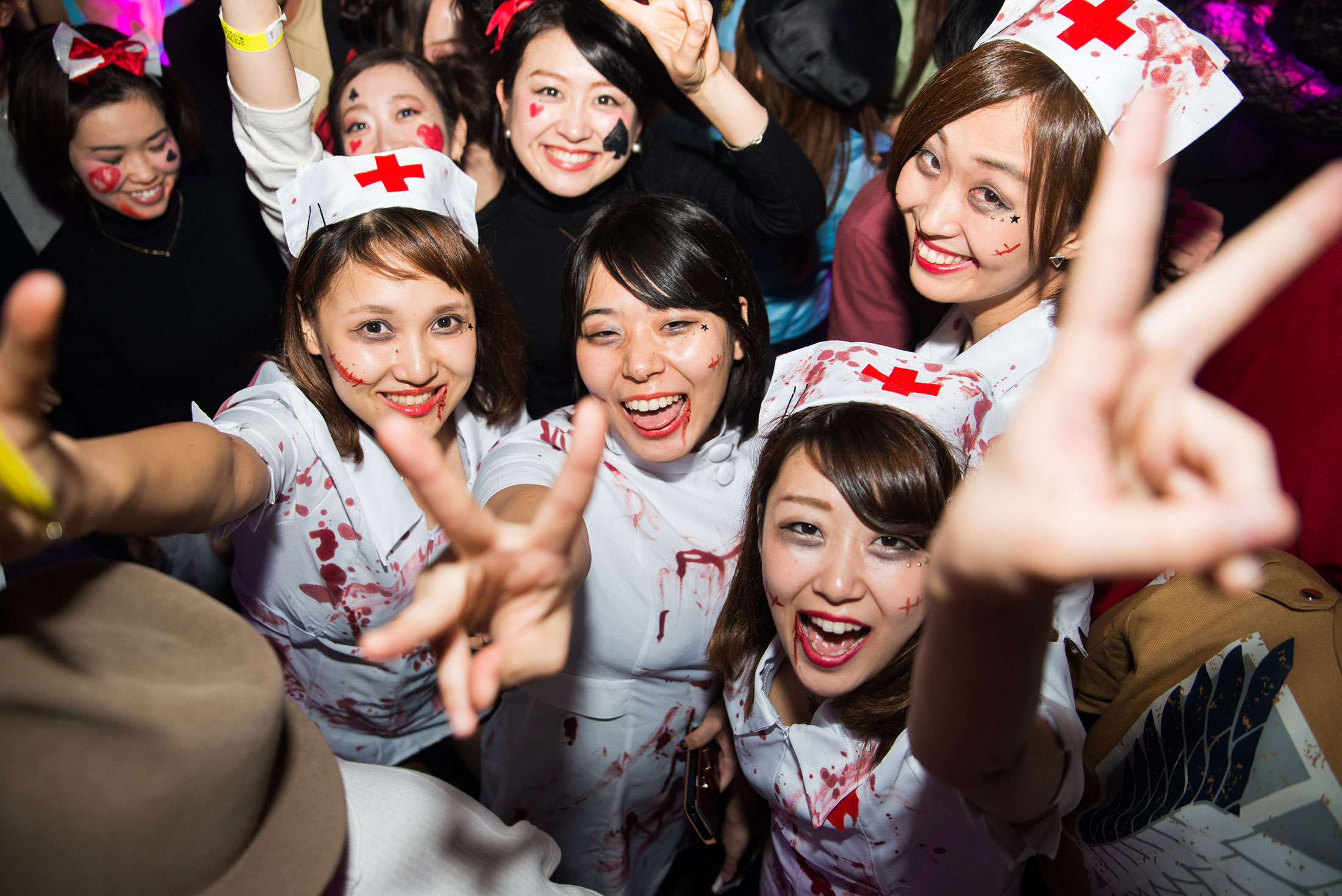 A Halloween Party in Tokyo