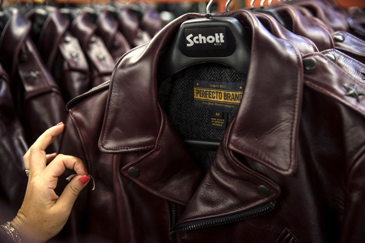 804102019b America s Rebels All Love Their Schott Perfecto Leather Jacket ...