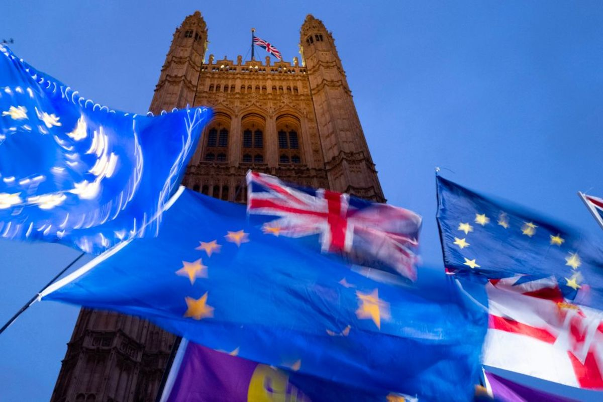 Brexit Has the British Fleeing to Europe