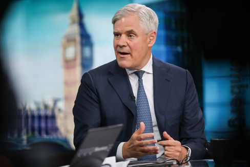 Andreas Dombret speaks in London, on Oct. 19, 2016.