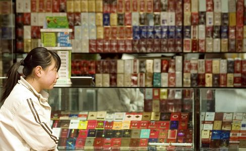 China Cigarette Gifts Spur Smoking That Kills 1 Million
