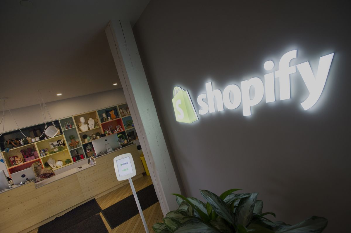 Shopify Repels Short Sellers Despite Record Run, Downgrades