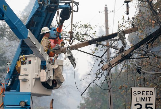 Judge's Safety Plan for PG&E Now Limited to Tree-Trimming Push