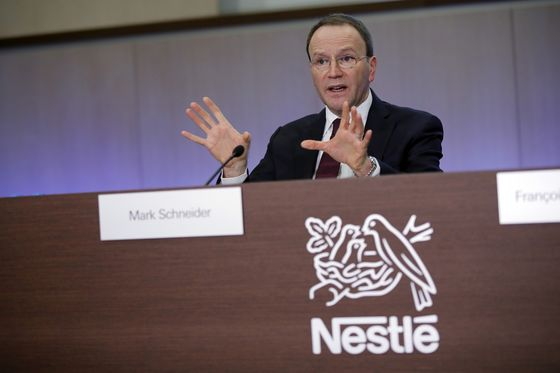 Nestle Cuts the Meat in Bid to Build Healthier Food Giant