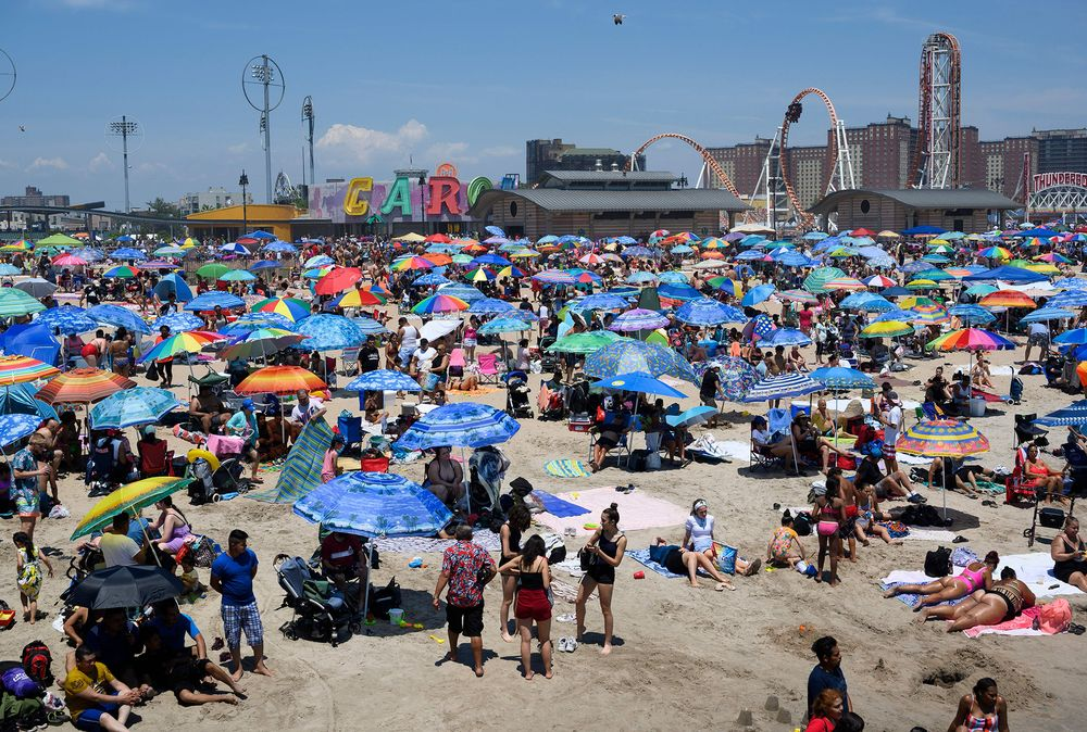 New York Is Bracing for the Hottest Day of the Year