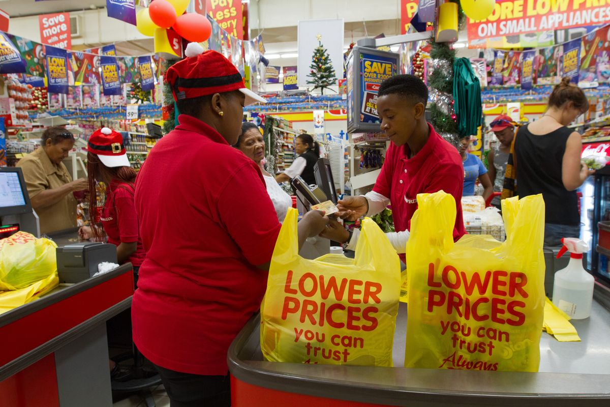 Shoprite Sees Improved South Africa Trading After Earnings Fall