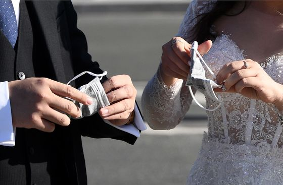 Cash Is King for America's Pandemic Newlyweds