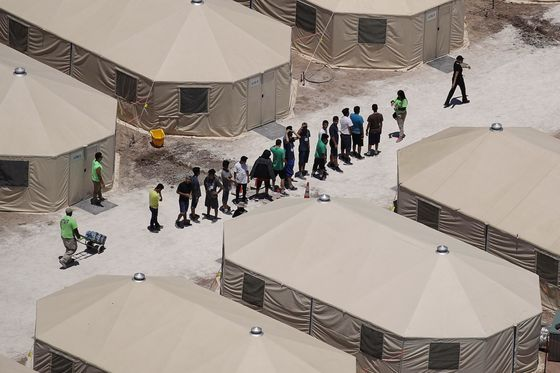 Trump Is Called 'Cynical' in Immigrant Children's Court Case