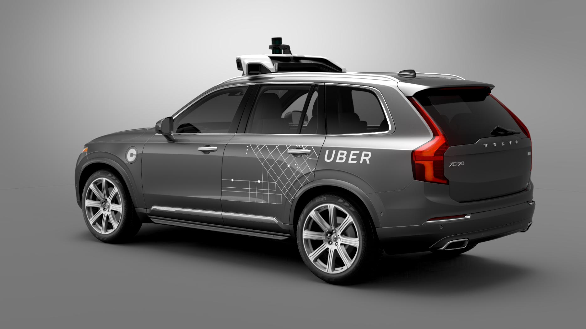 Uber's First Self-Driving Fleet Arrives in Pittsburgh This Month thumbnail