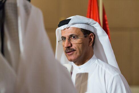 Sultan Bin Saeed Al Mansoori on May 30.